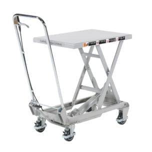 Cityramp ALT10 Aluminium Lift table 100 kg