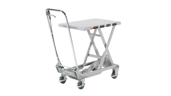 Cityramp Alumiiniumist käärtõstuk manuaalne tõstelaud ALT10
