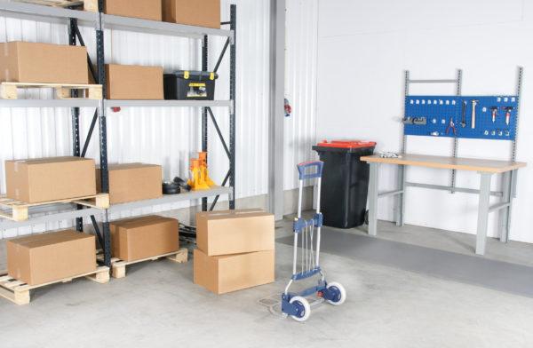 Cityramp Alumiiniumist kokkupandav pakikäru RuXXac Business