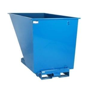 Cityramp Avatud kallutav Tippo konteiner 1600L