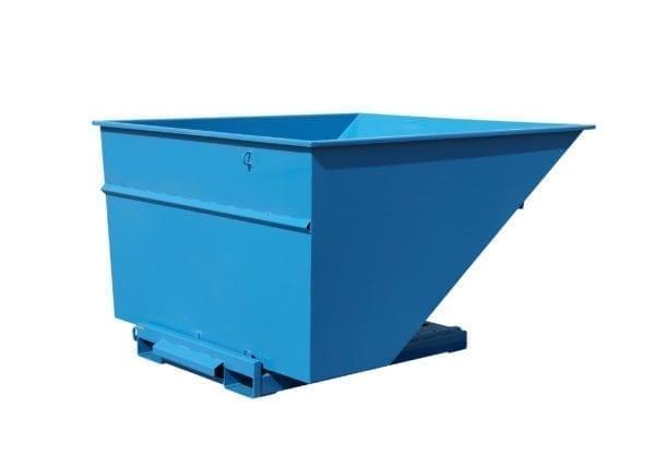 Cityramp Avatud kallutav Tippo konteiner 3000L