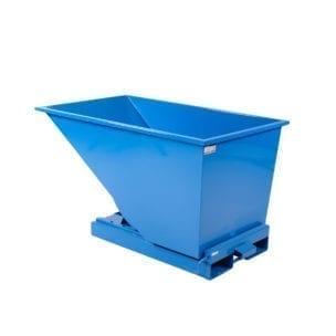 Cityramp Avatud kallutav Tippo konteiner 300L