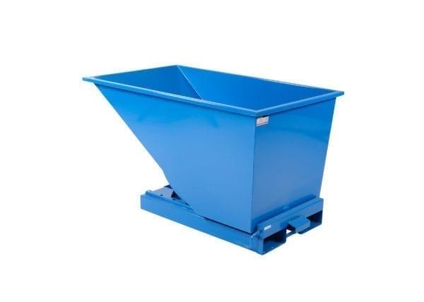 CityRamp Open Tippo container 600L