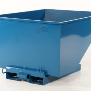 Cityramp Avatud kallutav Tippo konteiner 900L