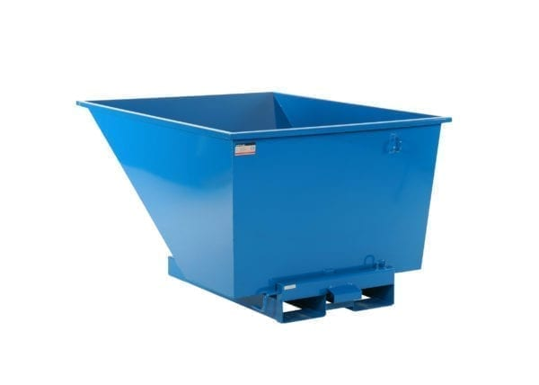 Cityramp Открытый опрокидывающий контейнер 900 л