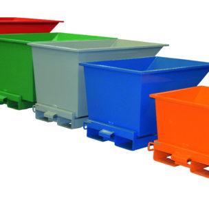 Avatud kallutavad konteinerid