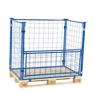 Pallet cage and package cages