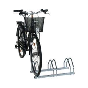 Cityramp jalgrattahoidja 3 rattale