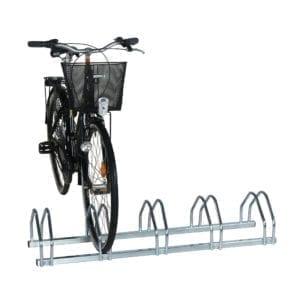 ВЕЛОСИПЕДЫ - Cityramp Велосипедная стойка с 5 отделениями