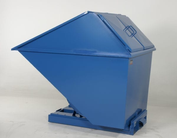 Cityramp High cover Tippo tipping container 1700L