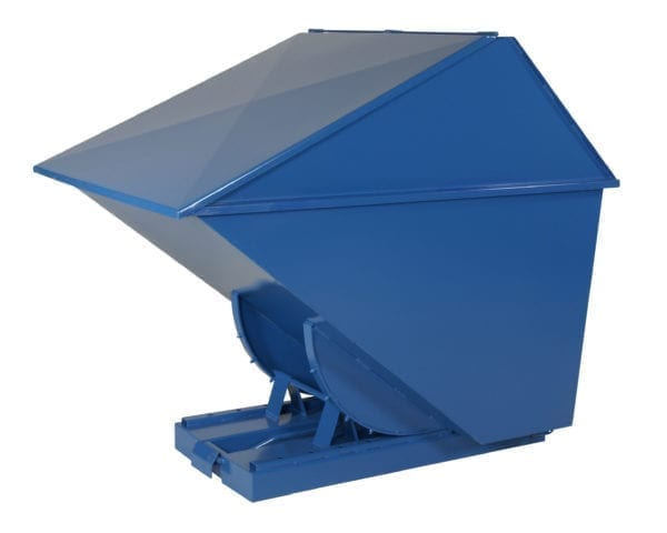 Cityramp High cover Tippo tipping container 2200L