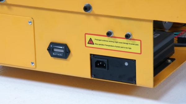 Cityramp Käärtõstuk - elektriline tõstelaud PL 500 LB-EL