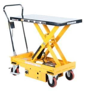 Cityramp Portabel electric scissor lifting table PL 500 LB-EL