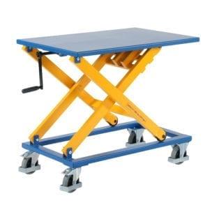 Cityramp Portabel manual scissor lifting table LB.M
