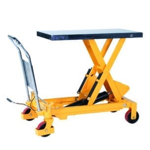 Cityramp Portabel manual scissor lifting table PL 1000 LB