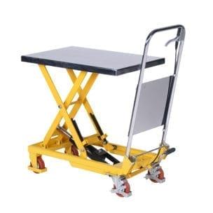 Cityramp Portabel manual scissor lifting table PL 150 LB