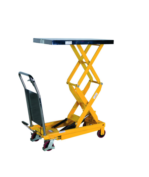 Cityramp Portabel manual scissor lifting table PL 350 LBD