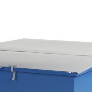 Cityramp Kaas avatud kallutavale Tippo 1100L konteinerile