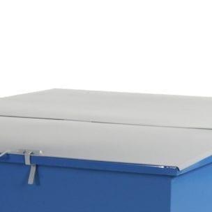 Cityramp Kaas avatud kallutavale Tippo 300L konteinerile