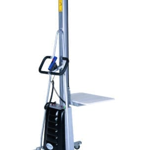 Cityramp Light semi electric stacker 1700mm E100A