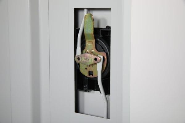 Cityramp Laokapp arhiivikapp SWED180 kahe uksega hall 1800x800x400mm
