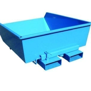 Cityramp Low tipping Tipo container 900L