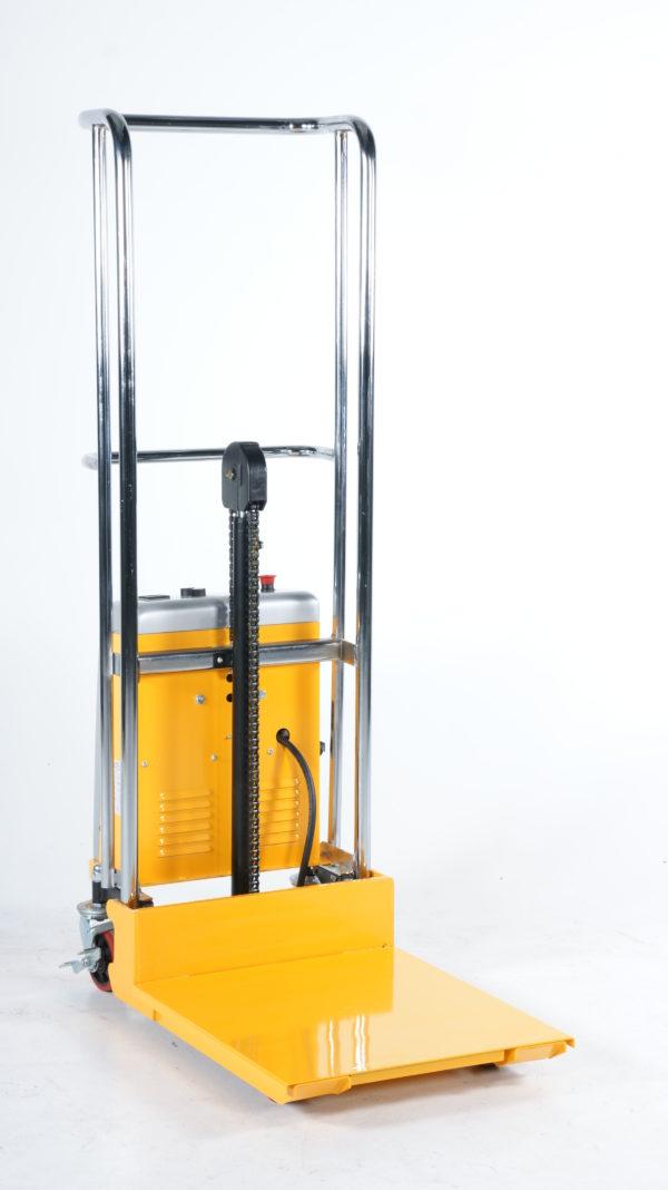 Cityramp Platvormiga poolelektriline virnastaja 1500mm 1100-HST EL
