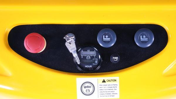 Cityramp Poolelektriline virnastaja 3300mm CDD10B-III