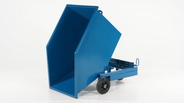 Cityramp Ratastel kallutav konteiner 300L