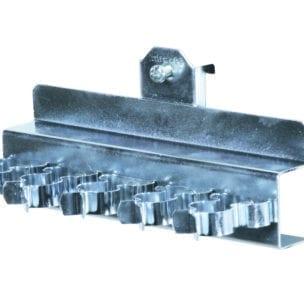 Cityramp riputuskonksud klambritega hoidik 5x18x150mm