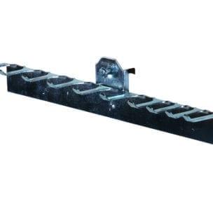 Cityramp riputuskonksud lehtvõtmete hoidik 250mm