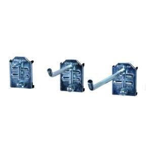 Cityramp riputuskonksud riputuskonks 24mm 3tk