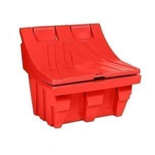 Cityramp Soola- ja liivakonteiner 150kg punane