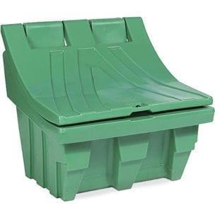 Cityramp Soola- ja liivakonteiner 150kg roheline