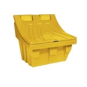 Cityramp Soola- ja liivakonteiner 300kg kollane