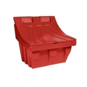 Cityramp Soola- ja liivakonteiner 300kg punane