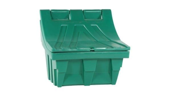 Cityramp Soola- ja liivakonteiner 300kg roheline
