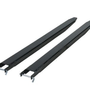 Cityramp Fork extensions 2200x100x45mm