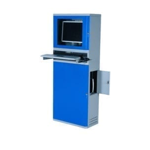 Cityramp terasplekist arvutikapp LCD monitorile