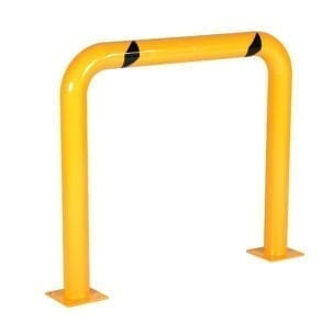 Cityramp Strong collision and machine protection 1060x1220mm