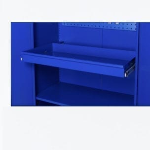 Cityramp väljatõmmatav sahtel laukapp arhiivikapp SWED180