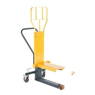 Cityramp Displey stacker MH250 for 1/4 pallets