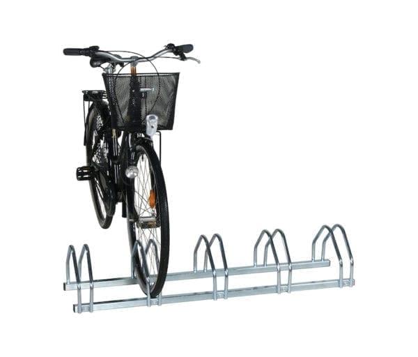 Cityramp jalgrattahoidja 5 rattale