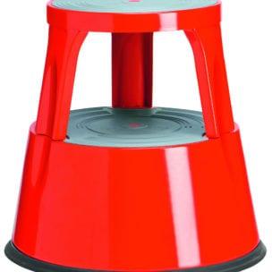 Cityramp metallist turvaaste punane